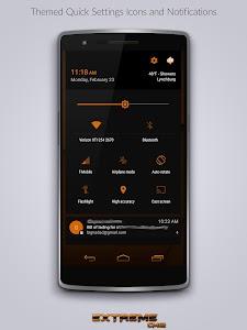JB Extreme Orange CM12 CM13 v6.2