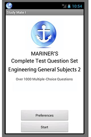 Engineering General Subjects 2