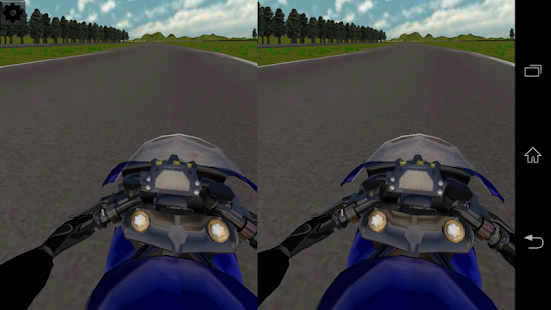 VR Motorbike Demo- screenshot thumbnail
