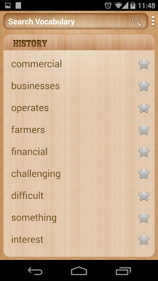 Power Dictionary - screenshot