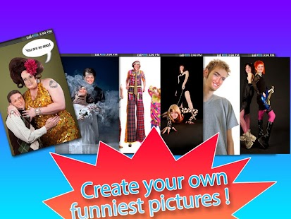 Funny Photo Studio - 2 Faces - screenshot thumbnail