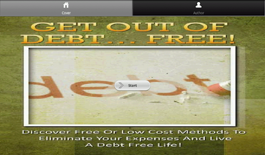 Get Out of Debt Free - screenshot thumbnail