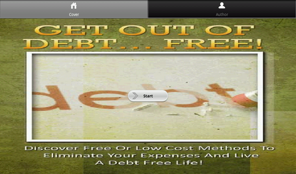 Get Out of Debt Free - screenshot