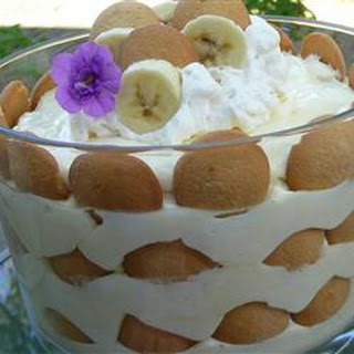 Banana Pudding V