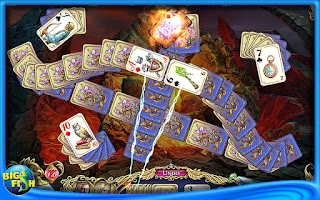 Screenshot of Emerland Solitaire