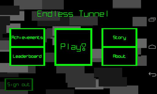 エンドレストンネル Endless Tunnel