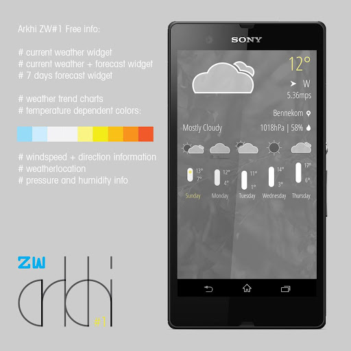 Arkhi Zooper 1 Free Weather