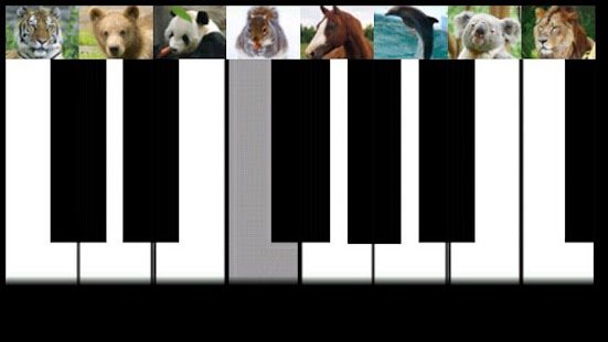Baby Animal Piano Free- screenshot thumbnail