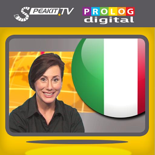 ITALIAN on Video Speakit.tv