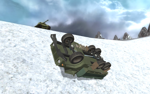 Army Driving Simulator 3D- screenshot thumbnail