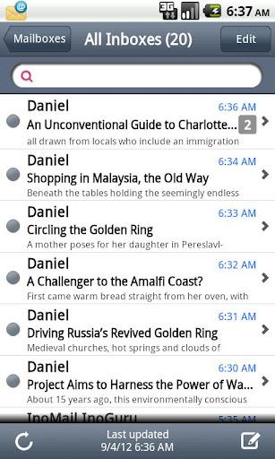 InoMail - Email v1.6.2 APK