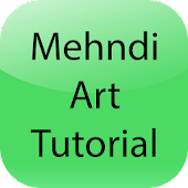 Mehndi Art Tutorial