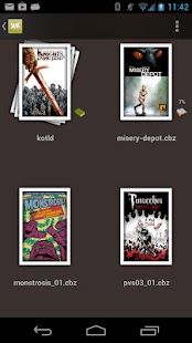 Komik Reader - Donation - screenshot thumbnail