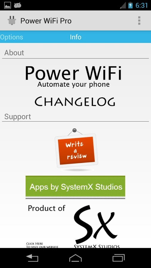 Power Wifi Pro - screenshot