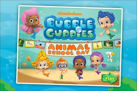 Bubble Guppies: Animals