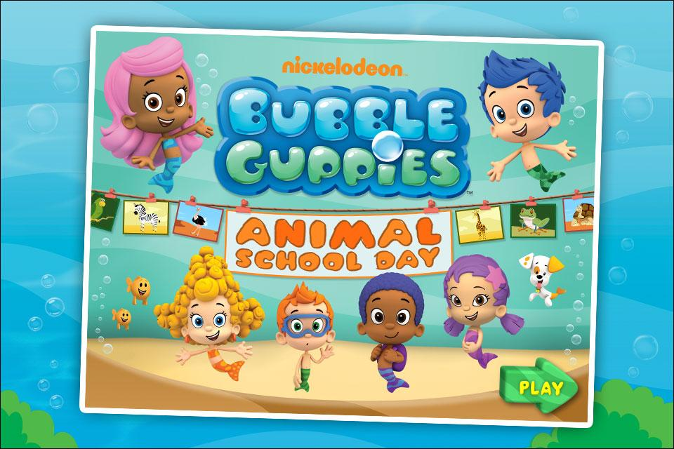 Bubble Guppies: Animals – Android-Apps auf Google Play