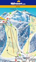 Screenshot of Skiresort.info – ski app