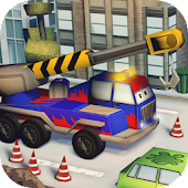 Little Crane Truck in Action APK for Ubuntu