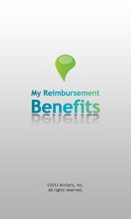 My Reimbursement Benefits - screenshot thumbnail