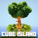 Cube Island : Craft Mode icon