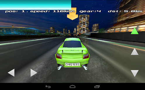 Open4Speed by L.Vonásek - screenshot thumbnail