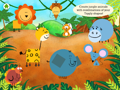 Tiggly Safari- screenshot thumbnail