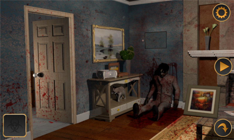 Zombie Invasion : Escape - screenshot