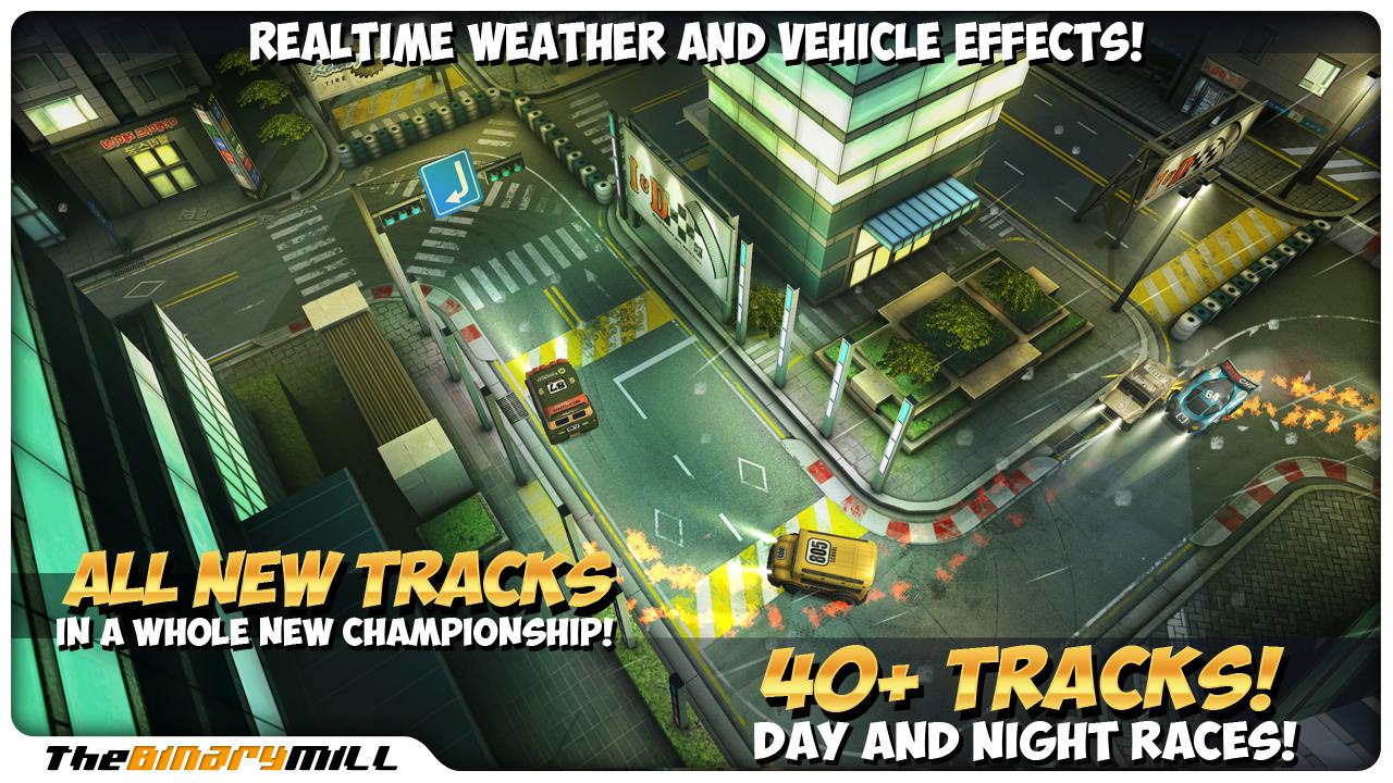 Mini Motor Racing screenshot #13