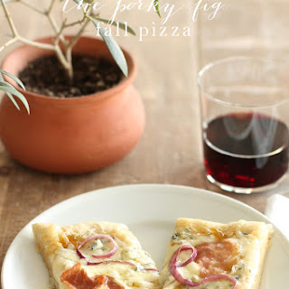 The Porky Fig | Fall Pizza Recipe