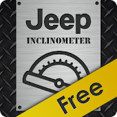 Jeep Inclinometer