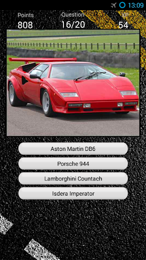 Ultimate Cars Quiz