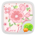 GO SMS Pro Love Petal Theme EX icon