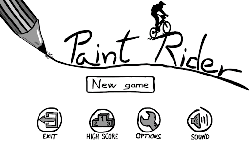 Paint Rider- screenshot thumbnail