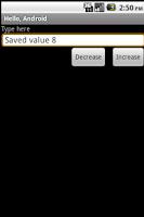 Screenshot of StarDroid