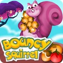 Bouncy Squirrel icon