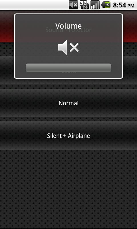 Sound Protector - screenshot
