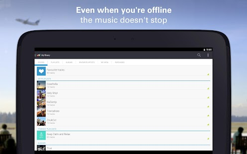 Deezer Music Screenshot 20
