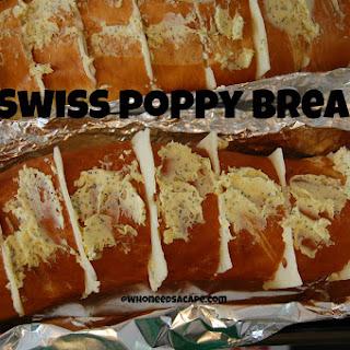Swiss Poppy Bread