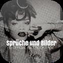 Sprüche und Bilder icon