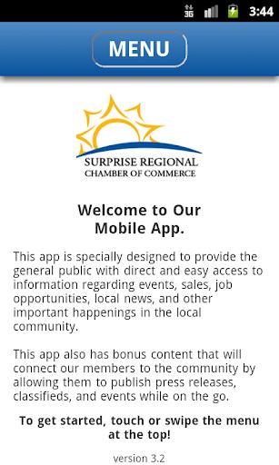 Surprise Regional Chamber