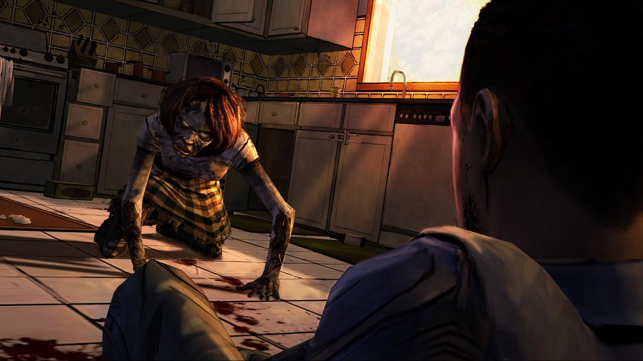 The Walking Dead: Season One screenshot #1