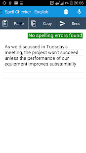 Spell Checker - Spelling boost- screenshot thumbnail