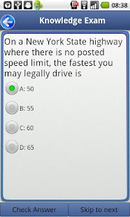 Driver License Test New York - screenshot thumbnail