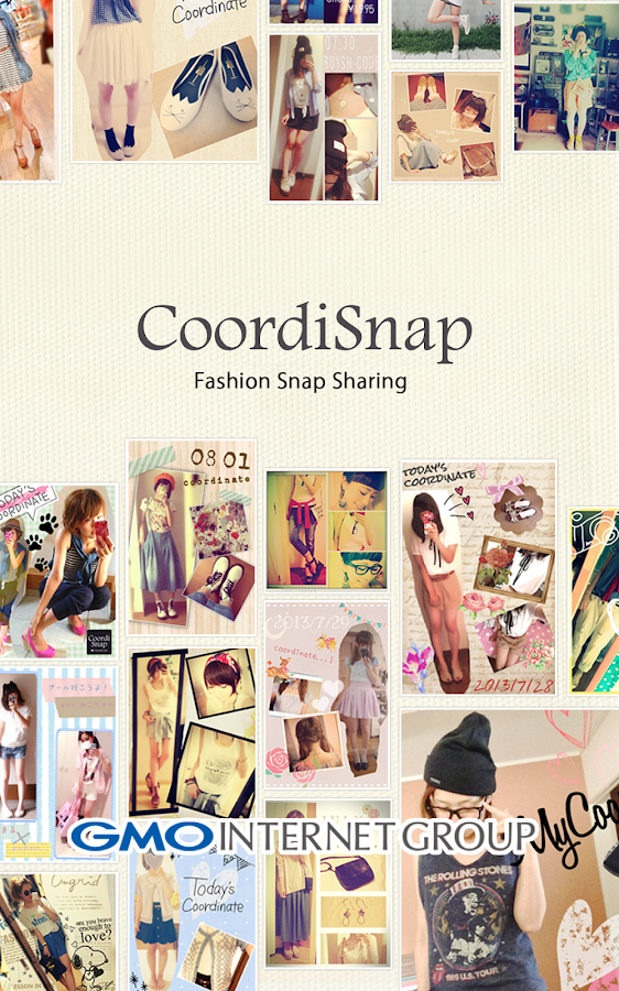 Fashion Outfits CoordiSnap - screenshot