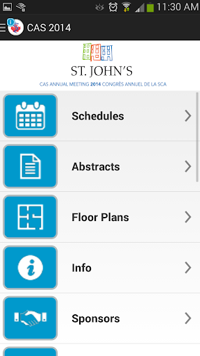 CAS Mobile App