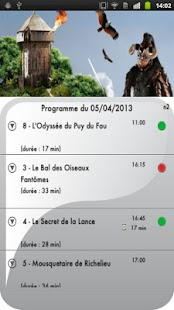 Puy du Fou - screenshot thumbnail