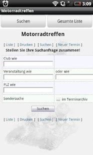 Motorradtreffen- screenshot thumbnail