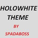 CM10.2 HoloWhite Theme icon