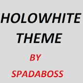 CM10.2 HoloWhite Theme