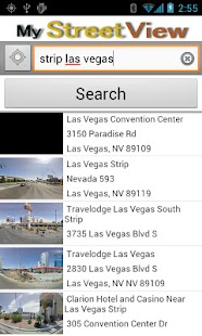 My Street View - screenshot thumbnail